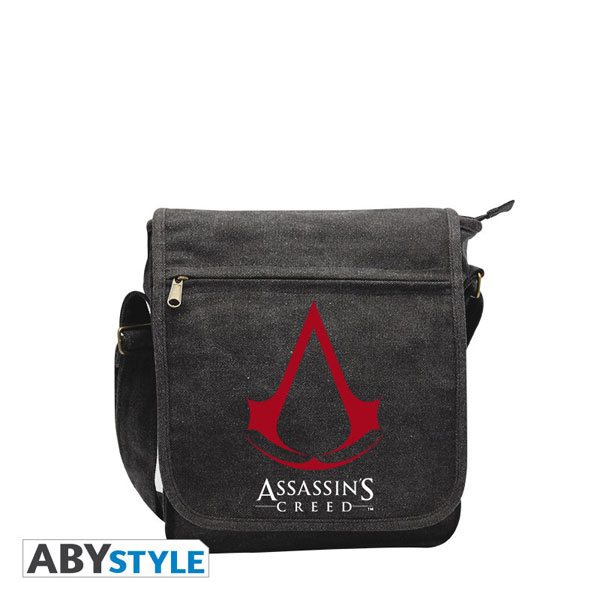 Sac Besace Adventure Uncharted Vinyle ABYstyle