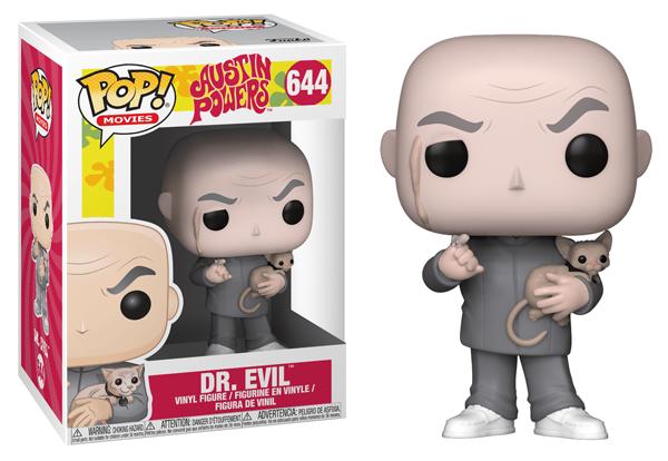 Vinyl-FUN30772 Dr Evil Pop Austin Powers