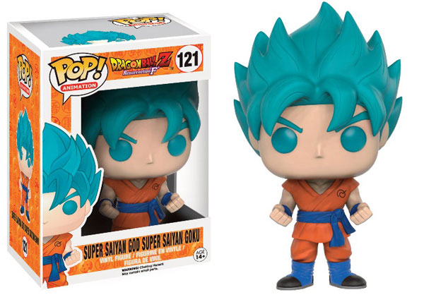 Dragon Ball Z Dragon Ball Z Pop Vinyl Figurine 121 Super