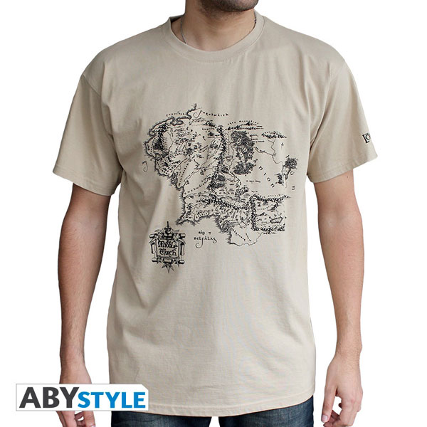 Seigneur des Anneaux T-Shirt Star Wars Homme