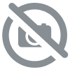 GAME OF THRONES PLAQUE METAL LOGO GENERIQUE 28 X 38 CM